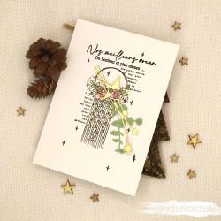 Carte de voeux amour